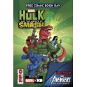 FCBD 2013 AVENGERS ASSEMBLE HULK AGENTS OF SMASH