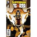 SUPERMAN / WONDER WOMAN 1B