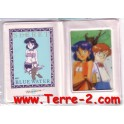 PORTE-CARTES NADIA LE SECRET DE L'EAU BLEUE 1090