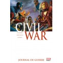 CIVIL WAR 4 - JOURNAL DE GUERRE