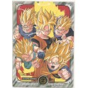 DRAGON BALL Z JUMBO CARDASS 1996 1