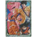 DRAGON BALL Z JUMBO BRILLANTE CARDASS 1996 7