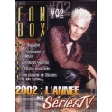 FAN BOX 2002 L'ANNEE DES SERIES TV