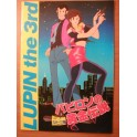 PAMPHLET LUPIN THE THIRD - L'OR DE BABYLONE