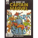 TOP BD 29 : LA MORT DE CAPTAIN MARVEL