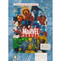 MARVEL HEROES STICKER ALBUM