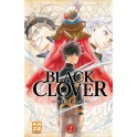 BLACK CLOVER 2 + FREE EXCLUSIVE CARD