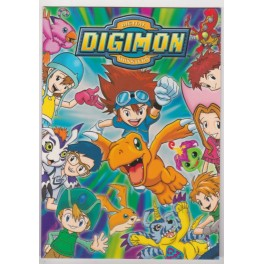 DIGIMON POSTCARD