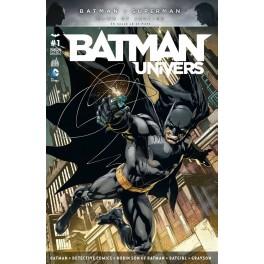 BATMAN UNIVERS 1 to 14 COMPLETE SET