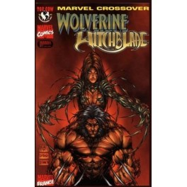MARVEL CROSSOVER 5 - WOLVERINE / WITCHBLADE