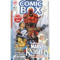 COMIC BOX V1 24 + SKETCHBOOK DE MICHAEL TURNER