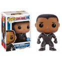 POP ! 138 MARVEL CIVIL WAR - BLACK PANTHER [UNMASKED]