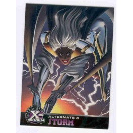 X-MEN ULTRA FLEER ALTERNATE X 17