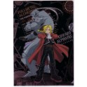 FULLMETAL ALCHEMIST CLEARFILE 0904A