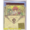 PAPIER A LETTRES MAGIC KNIGHT RAYEARTH