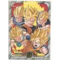 DRAGON BALL Z JUMBO CARDASS 1996 1