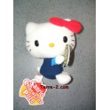 HELLO KITTY AVEC RAQUETTE