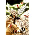 POSTER CLAMP CLOVER