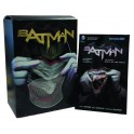 BATMAN - DEATH OF THE FAMILY BOOK & MASK