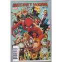 SECRET WARS 1 DF EXCLUSIVE VARIANT COVER SIGNED