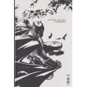 BATMAN - LA COUR DES HIBOUX B&W 75years
