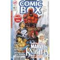 COMIC BOX V1 24 + MICHAEL TURNER'S SKETCHBOOK