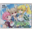 SWORD ART ONLINE GIRL'S OPS MOUSE PAD