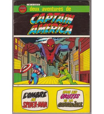 ALBUM CAPTAIN AMERICA RELIE 16