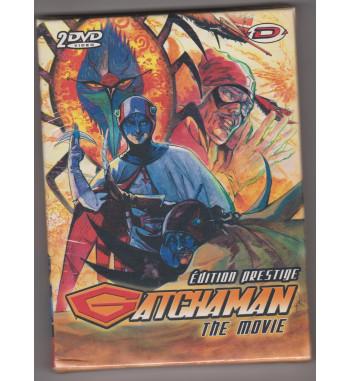GATCHAMAN THE MOVIE DVD BOX