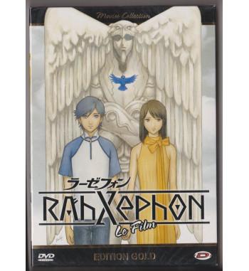 RAHXEPHON THE MOVIE DVD BOX
