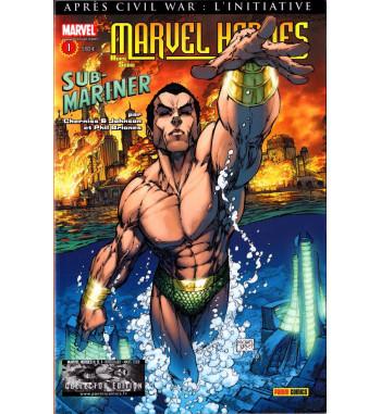 MARVEL HEROES HORS SERIE V2...