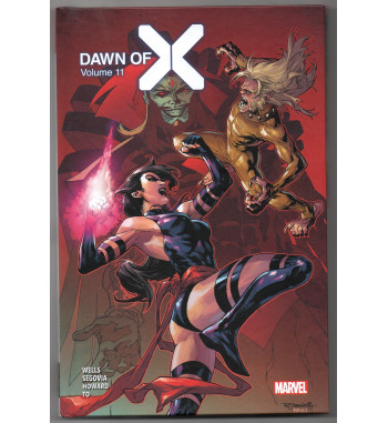 DAWN OF X 11 COLLECTOR