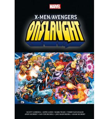 OMNIBUS X-MEN / AVENGERS -...