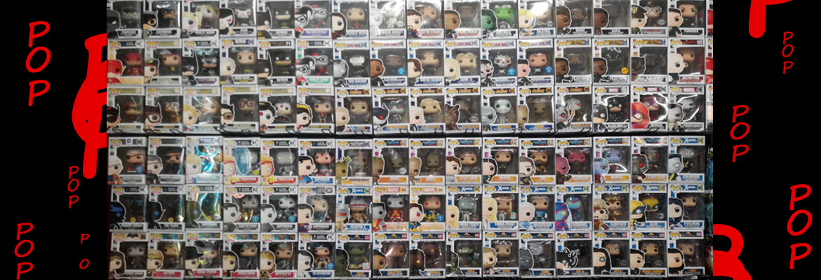 wall of pops
